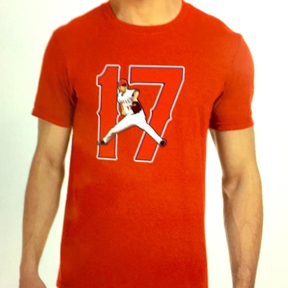 big sale ee557 b6974 Los Angeles Angels Shohei Ohtani shirt NWT